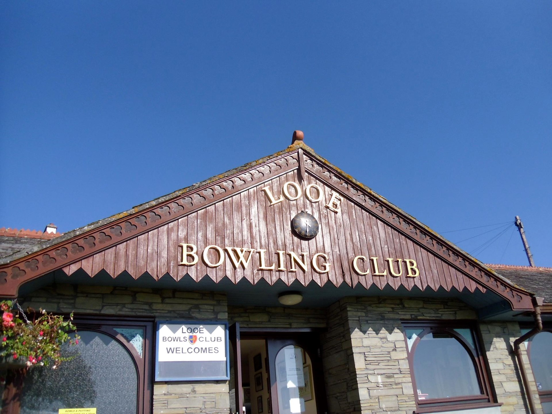Looe Bowls Clubhouse